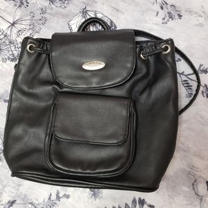 🆕️🎁Vintage Leather Mini Backpack